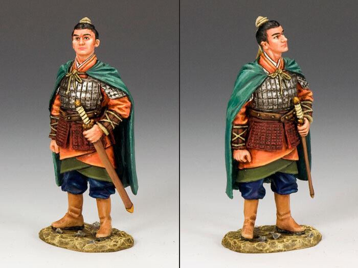 KING & COUNTRY THREE KINGDOMS IC036 ZHOU YU MIB