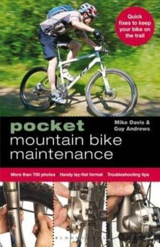 1 of 1 - Pocket Mountain Bike Maintenance-ExLibrary