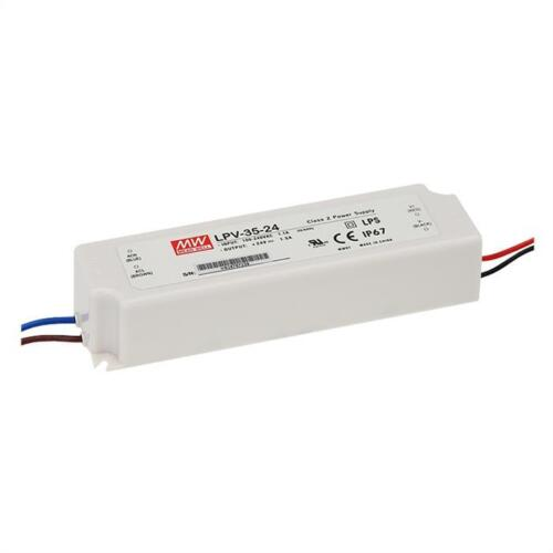 LPV HLG-series ; switching power supplies LED power supply MeanWell APV