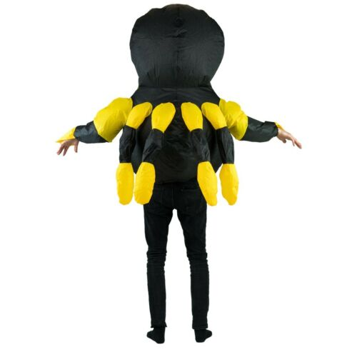 Bodysocks ® gonflable Spider Spooky Halloween Effrayant Drôle Costume Adulte