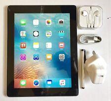 Apple iPad 3rd Generation 32GB, Wi-Fi, 9.7in - Black RETINA DISPLAY + EXTRAS