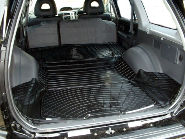 MITSUBISHI SHOGUN SWB Car Boot Liner PREMIUM Mat Heavy Duty 100/% WATERPROOF