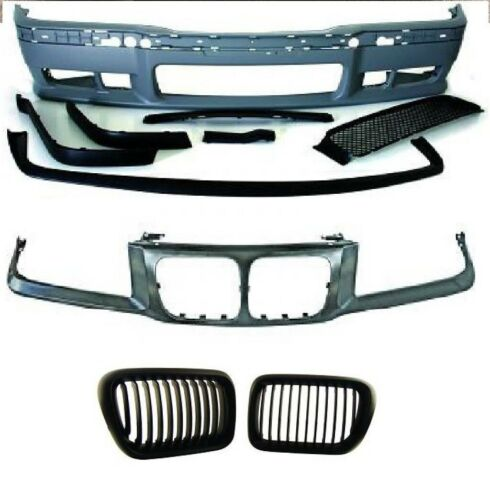 Sport Pare-chocs avant Set SPORT LOOK Barbecue Grill Sport Support BMW e36 90 99