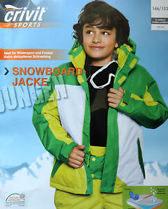 jungen skijacke gr 146 164 kinder snowboardjacke winterjacke jacke ski neu ebay. Black Bedroom Furniture Sets. Home Design Ideas