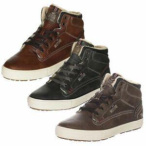 Details about Mustang Men's Shoes Winter Shoes Trainers Boots Mens Boots 4129 602 show original title