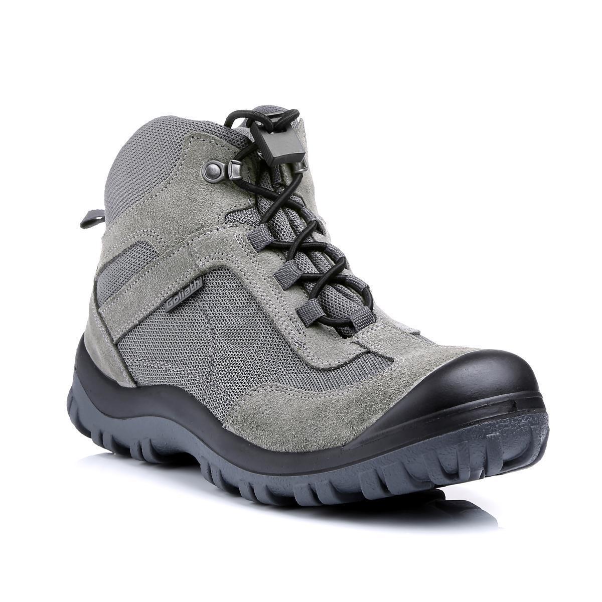 Nuevos zapatos para hombres y mujeres, descuento por tiempo limitado Goliath Seco Traje Botas De Seguridad Puntera acero Tapones & Entresuela Agua