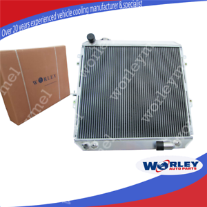 3-Rows-62mm-Aluminum-Radiator-for-HILUX-LN106-LN111-Diesel-1988-1997-AT-MT