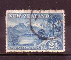 NEW ZEALAND.... 1898 pictorial 2½d wakatipu used