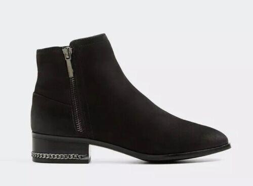 Aldo Adryssa Boots Womens Black Uk5 Ankle f440zrvqw