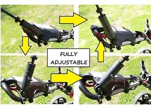 UNIVERSAL-GOLF-UMBRELLA-HOLDER-FOR-BUGGY-CART-BABY-PRAM-WHEELCHAIR-CLICGEAR-CY