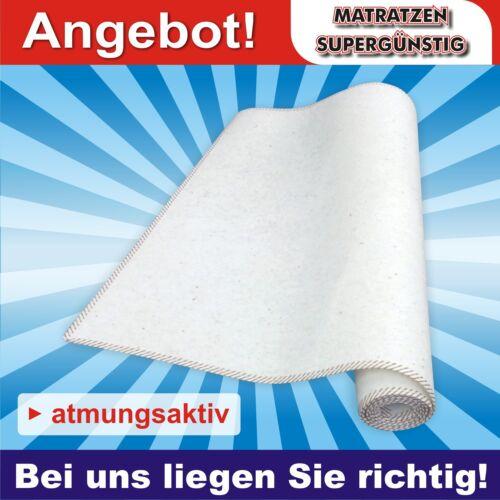 Schutz Matratzen-Schoner Matratzenschoner 120x200cm Matratzenunterlage
