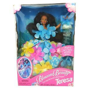 1996-Muneca-Barbie-Blossom-Beauty-Teresa-nuevo-en-una-caja-muy-usado