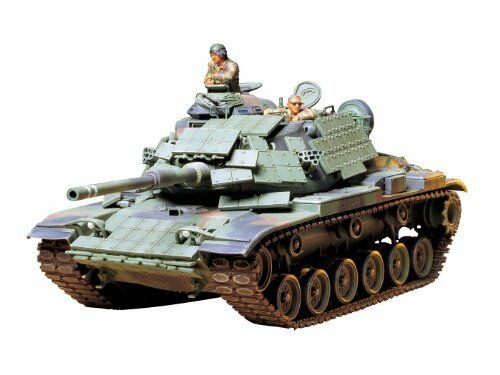 TAMIYA 1 35 U.S.Marine M60A1 w Reactive Armor Model Kit NEW from Japan