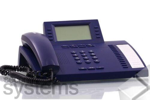 Auerswald Comfortel 2500 blau Systemtelefon Telefon S0//UP0