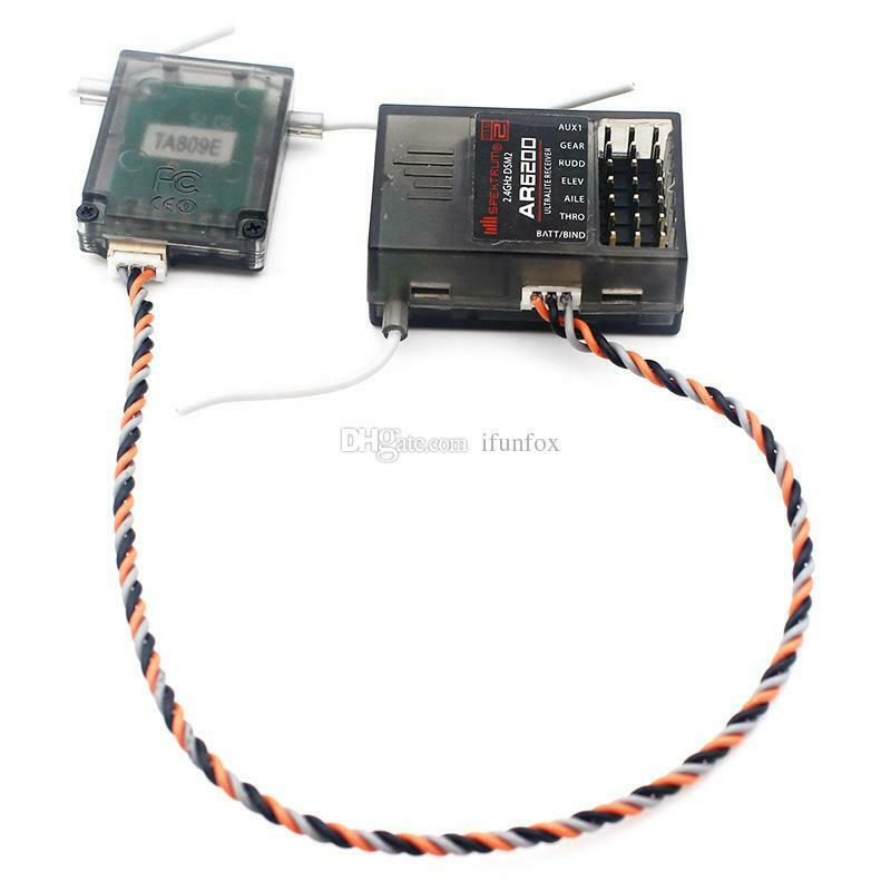 Spektrum AR6200 AR6200 AR6200 2.4GHz 6 Ch Full Range Receiver Spektrum for DX6i JR DX7 DSM2 b9b7ff