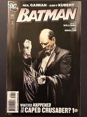 NM Batman #686 DC Comics, 2009
