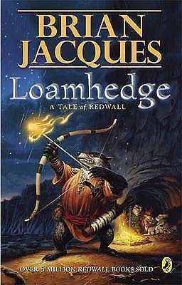 1 of 1 - Jacques, Brian, Loamhedge (Tale of Redwall), Very Good Book