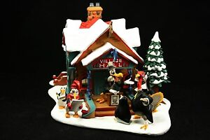 Holiday amp seasonal gt christmas current 1991 now gt villages amp houses