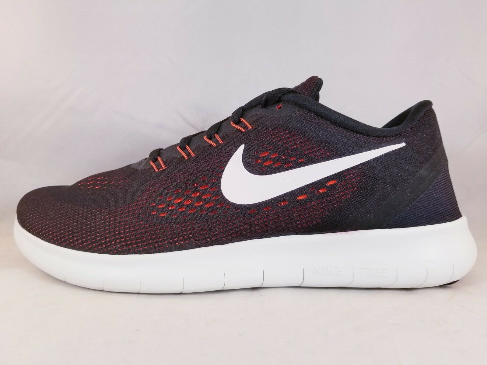 f9afbfd4f7 Free RN Men's Running shoes 831508 008 Size 8 Nike ntjvgg2417-Athletic Shoes