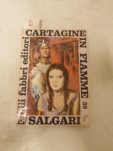 Tigri e corsari n 39 Cartagine in fiamme