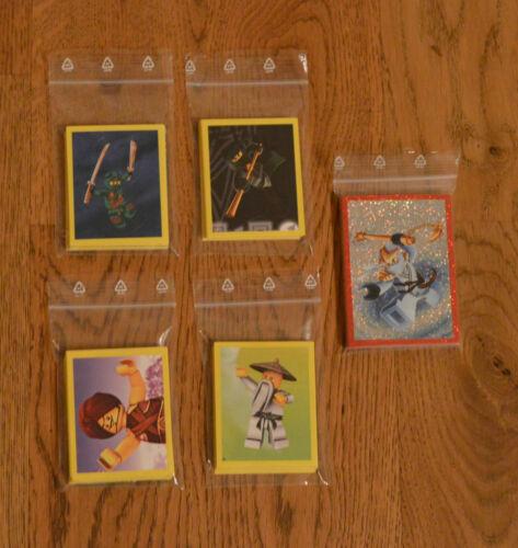 LEGO ® Ninjago ™ 1//2//5//10//20//30//50 Stickers choisir ou tous les 222 complet