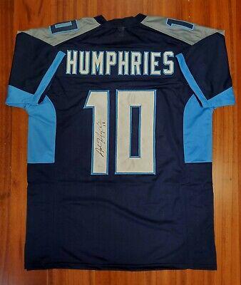 sale retailer c97fa 88406 Adam Humphries Autographed Signed Jersey Tennessee Titans JSA | eBay