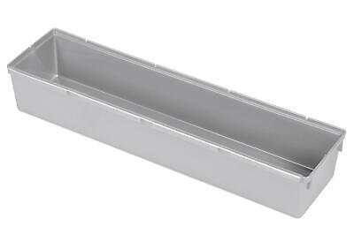 30x graue Schubladenteiler flexibel einsetzbar um Sonderpreis zuschneidbar