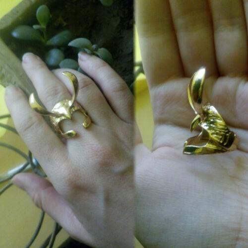 Loki Thor The Dark World casque LOKI Ring Asgard Comics Anime Cosplay