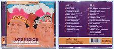 LOS INDIOS TABAJARAS I GRANDI SUCCESSI ORIGINALI 2 CD 2000