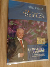 DVD N° 21 VIAGGIO NELLA SCIENZA PIERO ANGELA LA TECNOLOGIA E I COMPUTER
