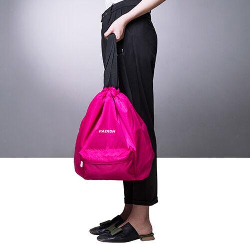 Swim Bag Drawstring Beach Bags Waterproof Sports Dance Storage Backpacks