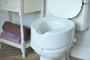 6 15cm Serenity Bariatric Up To 34st Raised Toilet Seat Raiser