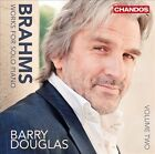 Brahms: Works for Solo Piano, Vol. 2 (CD, Feb-2013, Chandos)