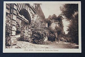 Tarjeta-postal-antigua-CPA-LA-PARTE-SUPERIOR-BARR-Exterior-y-entrada-de-Ruinas
