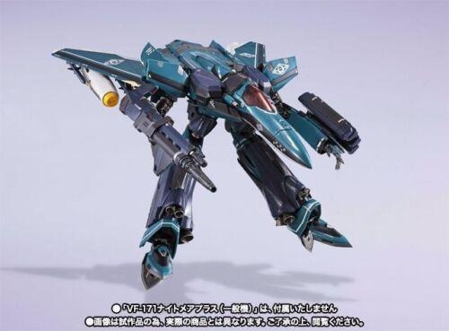 Dx Chogokin Gepanzerte Teile für VF-171 Nightmare Plus Allgemein Maschine Bandai Anime & Manga