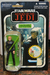 Hasbro-Star-Wars-21484-Luke-Skywalker-Action-Figure-VC23-Vintage-Collection-Card