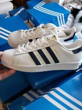 Size 10 - adidas Superstar Foundation White Scarlet for sale ...