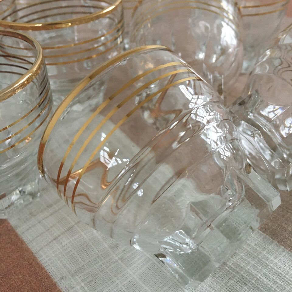 Glas, Vintage glas, Vintage