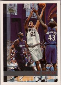 Tim-Duncan-RC-1997-98-Topps-Rookie-Card-115-Possible-GEM-Mint-PSA10-Spurs-RC-F