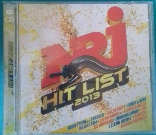 Nrj Hit List 2013 (2 CD) Ref 1391