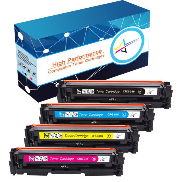 4PK 045H 046 046H Compatible Color Toner Cartridge 118 131 for Canon imageCLASS