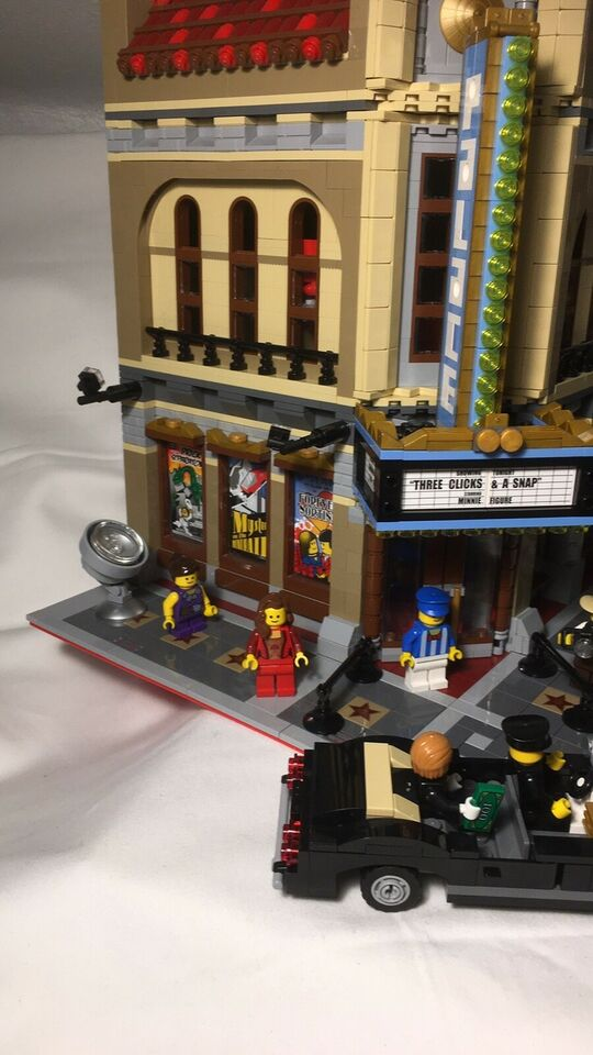 Lego Exclusives, 10232, Cinema