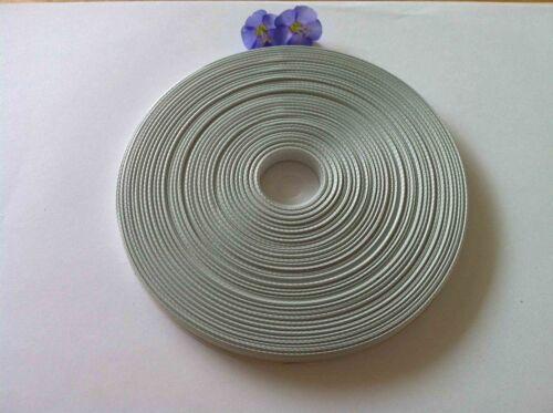 Free UK p/&p 45 Metres 6mm Grosgrain 1//4 inch Ribbon Reels