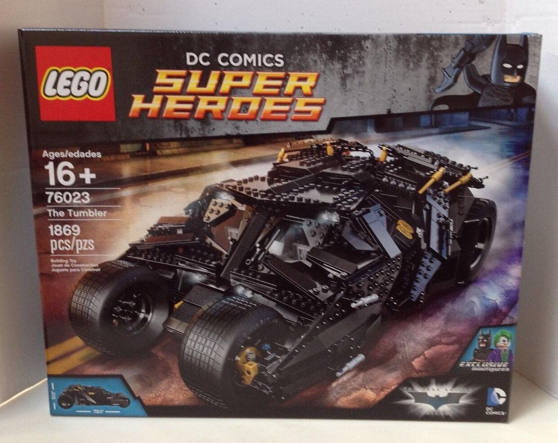 LEGO Batman The Tumbler 76023 Brand New in Sealed Box