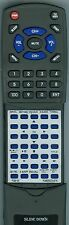 Replacement Remote for POWER ACOUSTIK PD931NB