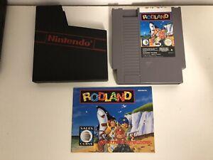 RODLAND-Nintendo-Nes-PAL-A-con-libretto-GIG