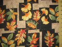 Fabri-quilt Fall Splendor Quilt Fabric - 1 Yd