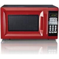 Hamilton Beach 0.7-cu Ft Digital Countertop Microwave Oven