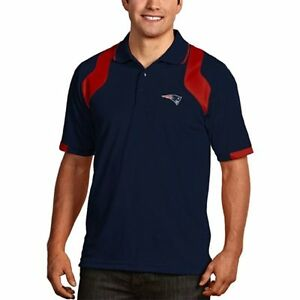 New England Patriots Antigua Embroidered Xtra Lite Navy