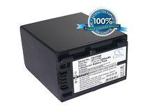 7.4 V Batteria per Sony HDR-CX550VE, hdr-cx110r, DCR-SR100, HDR-CX150E / B, dcr-sr68